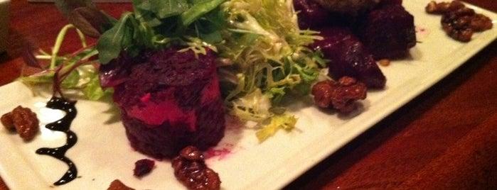 Willow is one of 50 Best Restaurants 2012.