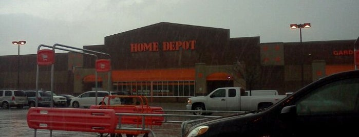 The Home Depot is one of My Most Common Visits.