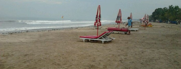 Kuta Beach is one of Beautiful Beaches in Bali.