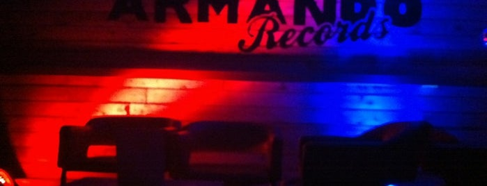 Armando Records is one of Coolplaces bogotá.