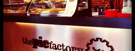 The Pie Factory is one of vienna.