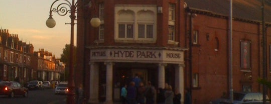 Hyde Park Picture House is one of uk.