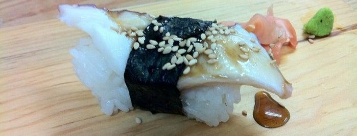 Sushi Express is one of Comida japonesa y más.