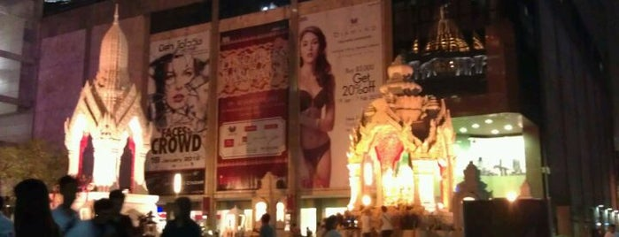 CentralWorld is one of Top picks for Food and Drink Shops.
