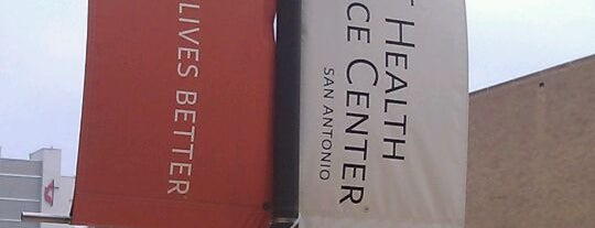 UT Health Science Center at San Antonio is one of Frequent.