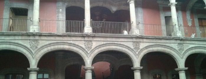 Museo de la Ciudad de México is one of Galerías y Museos @ DF.