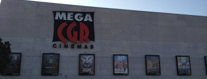 Mega CGR is one of Orange Cinéday.