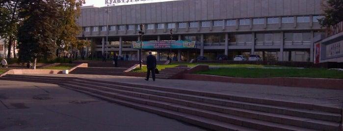 Культурный центр «Москвич» is one of Сохраненные.