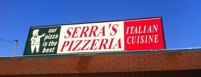 Serra's Pizzeria is one of Best places to eat.