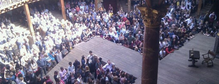 Shakespeare's Globe Theatre is one of Places to Visit in London.