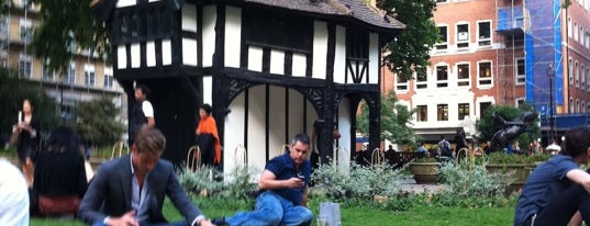 Soho Square is one of Best Things To Do In Londons Chinatown.