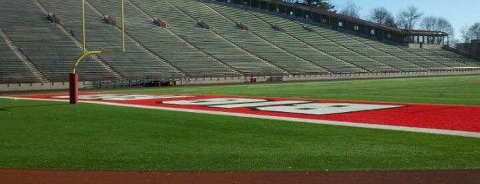 Schoellkopf Field is one of Best Stadiums.
