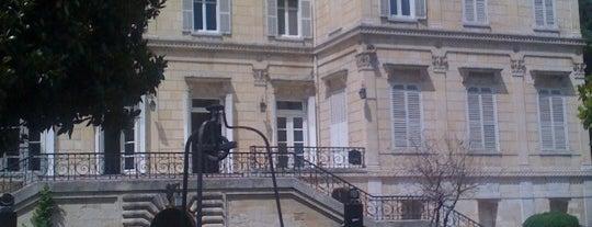 Fransız Sarayı (Palais de France) is one of İstanbul Avrupa Yakası #2 🍁🍃.