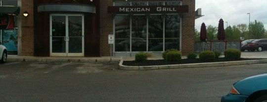 Mexican Restaurant Main St Hilliard