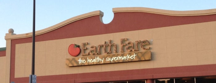 Earth Fare is one of Best Restaurants in Asheville,NC..
