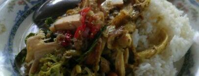 """Warung Krishna is one of Bali """"Jaan"""" Culinary."""
