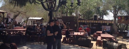 Greasewood Flat is one of Biker Friendly Places.