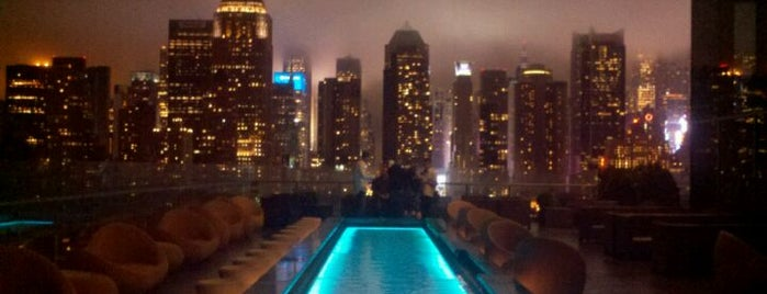 The Press Lounge is one of Rooftop Bars in the World.
