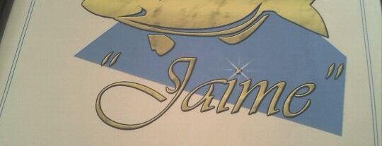 Restaurante O Jaime is one of Sitios por ir.