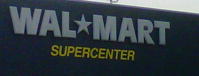 Walmart Supercenter is one of Nearby.