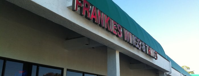 Frankies Wings And Things is one of Frequent Check In's.