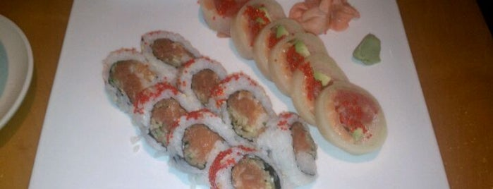 Sushi Nine is one of Must-Visit Sushi Restaurants in RDU.