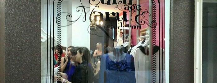 Boutique Sara Lage Y Maru Calderón is one of Guide to Lugo's best spots.