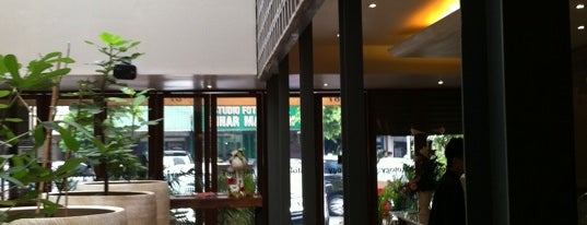 Cafe Eatology is one of Anni in Jakarta.