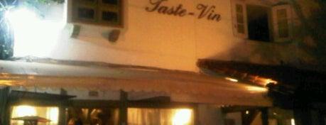 Taste Vin is one of Must-visit Food in Belo Horizonte.