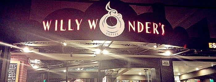 Willy Wonder's is one of places.