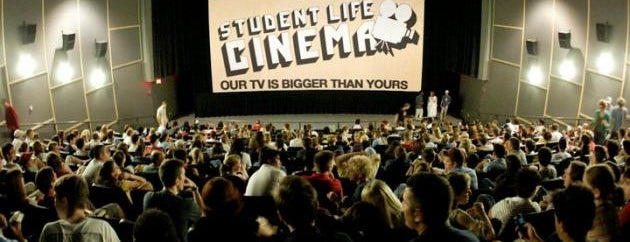 FSU Student Life Cinema is one of 10 Things To Do Before Graduating from FSU!.