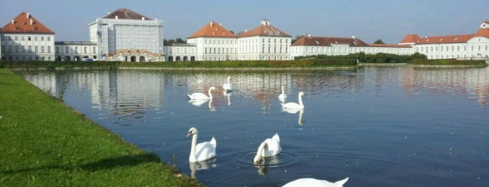 Schloss Nymphenburg is one of Best of World Edition part 2.
