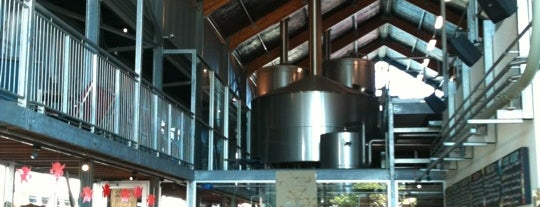 Little Creatures Brewery is one of Best of Perth, Western Australia #4sqCities.