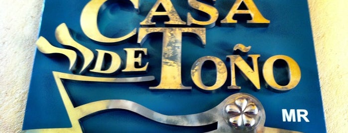 La Casa de Toño is one of The 15 Best Places with Good Service in Mexico City.