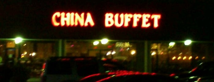China Buffet is one of Dining of Omaha.