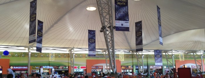 Mall of Arabia Food Court is one of Egypt Best Food Courts.