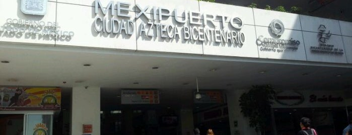 Mexipuerto is one of Centro Comercial.