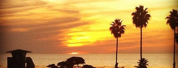 San Elijo State Beach is one of CALI.