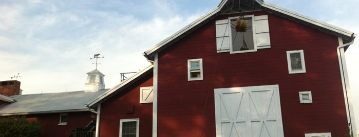 The Angus Barn is one of 20 favorite restaurants.