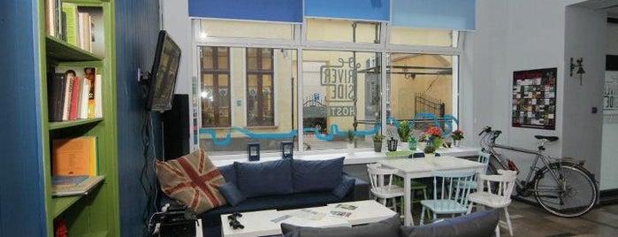 Riverside Hostel is one of Noclegi i SPA #4sqcities.