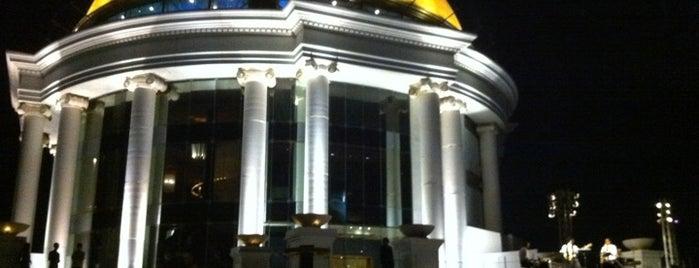 Lebua at State Tower is one of Bangkok.