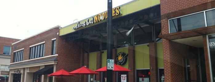 Nothing But Noodles is one of Places to Eat.