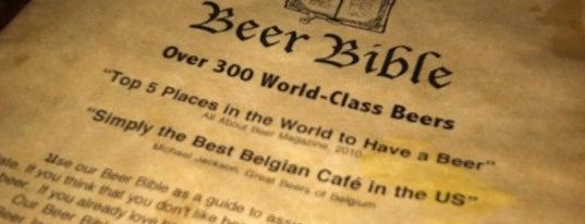 Monk's Cafe is one of Philadelphia's Best Beer - 2012.