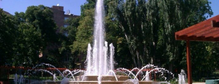 Mechwart Liget is one of Must-visit Parks in Budapest.