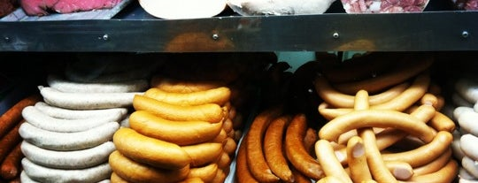 Mattern Sausage & Deli is one of Foodie.