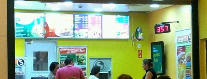 Seletti Culinária Saudável is one of Para os Vegetarianos em Campinas.