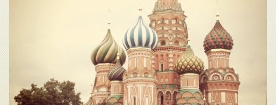 Cattedrale di San Basilio is one of Москва.