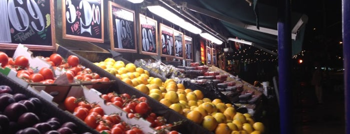 Westside Market is one of The 15 Best Supermarkets in New York City.
