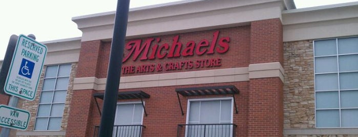 Michaels is one of Crafty Girl.