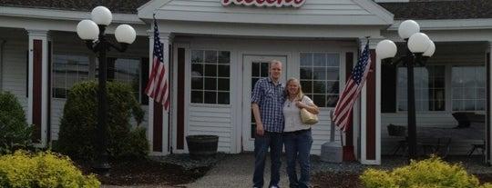 Helen's Restaurant is one of Top 10 dinner spots in Ellsworth/ MDI, ME.